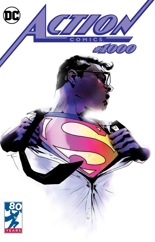 ACTION COMICS #1000-FORB-A