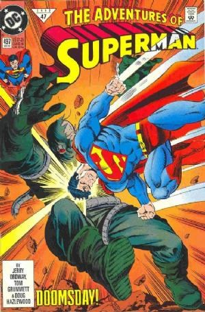 Death of superman comic book value
