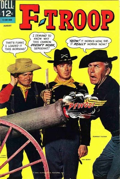 Image result for f troop comic book