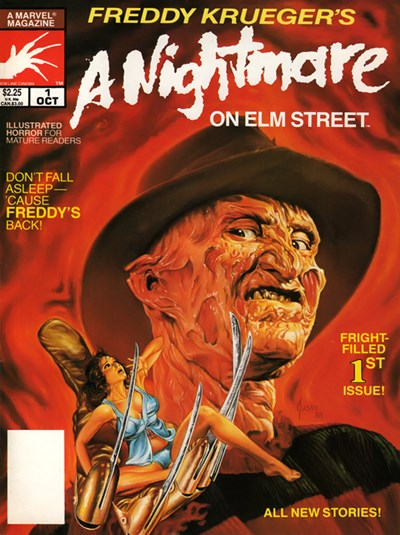 Values Of Freddy Kruegers A Nightmare On Elm Street -3974