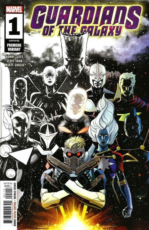 GUARDIANS OF THE GALAXY #1I