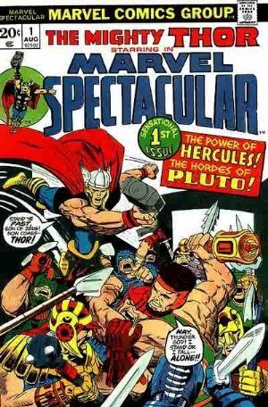 Values of Marvel Spectacular - ComicsPriceGuide.com - Free ...