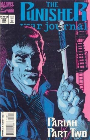 1994 Steven Grant /& Hugh Haynes The Punisher War Journal No.67