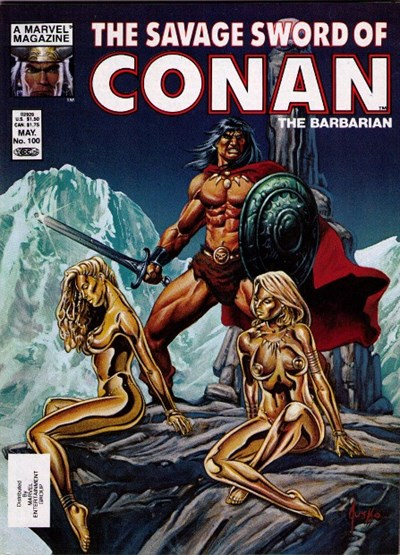 Savage Sword Of Conan #100 Values and Pricing | Marvel