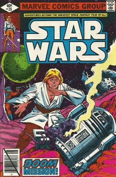 Buy star wars comic books