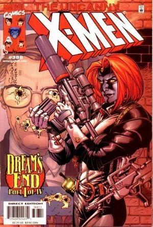 Uncanny x men comic book value