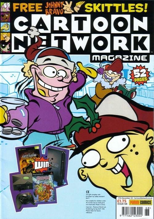 Values Of Cartoon Network Comicspriceguide Com Free Comic Book Price Guide