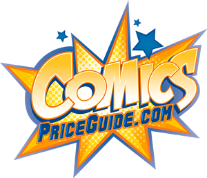 Comics Price Guide Large Logo